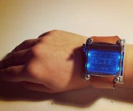Arduino Watch Sport