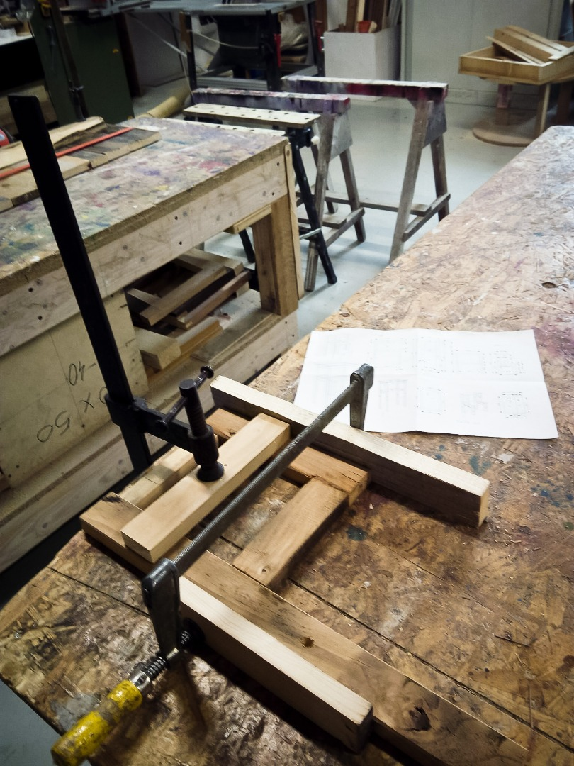 Picture of Drilling and Dowels