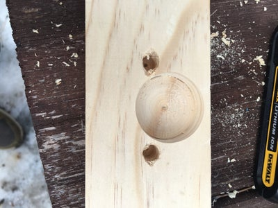 Drill Holes for Concealed Hinges