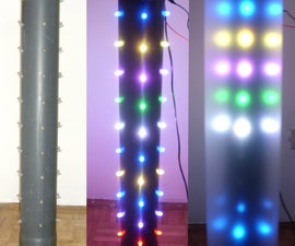 Easy Run Addressable LED Pixels