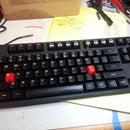 Caps Lock to Control: Hardware level Mechanical keyboard mod