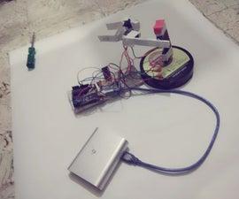 Bluetooh Control Robotic Arm