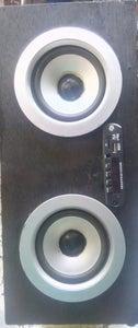 Portable Beach Speaker