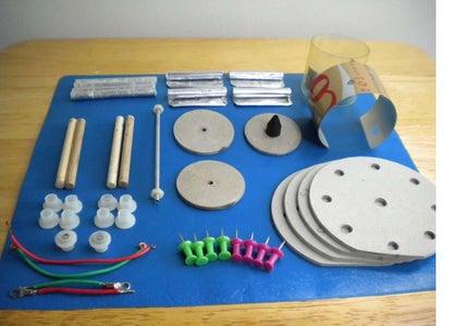 Parts List for Basic Version