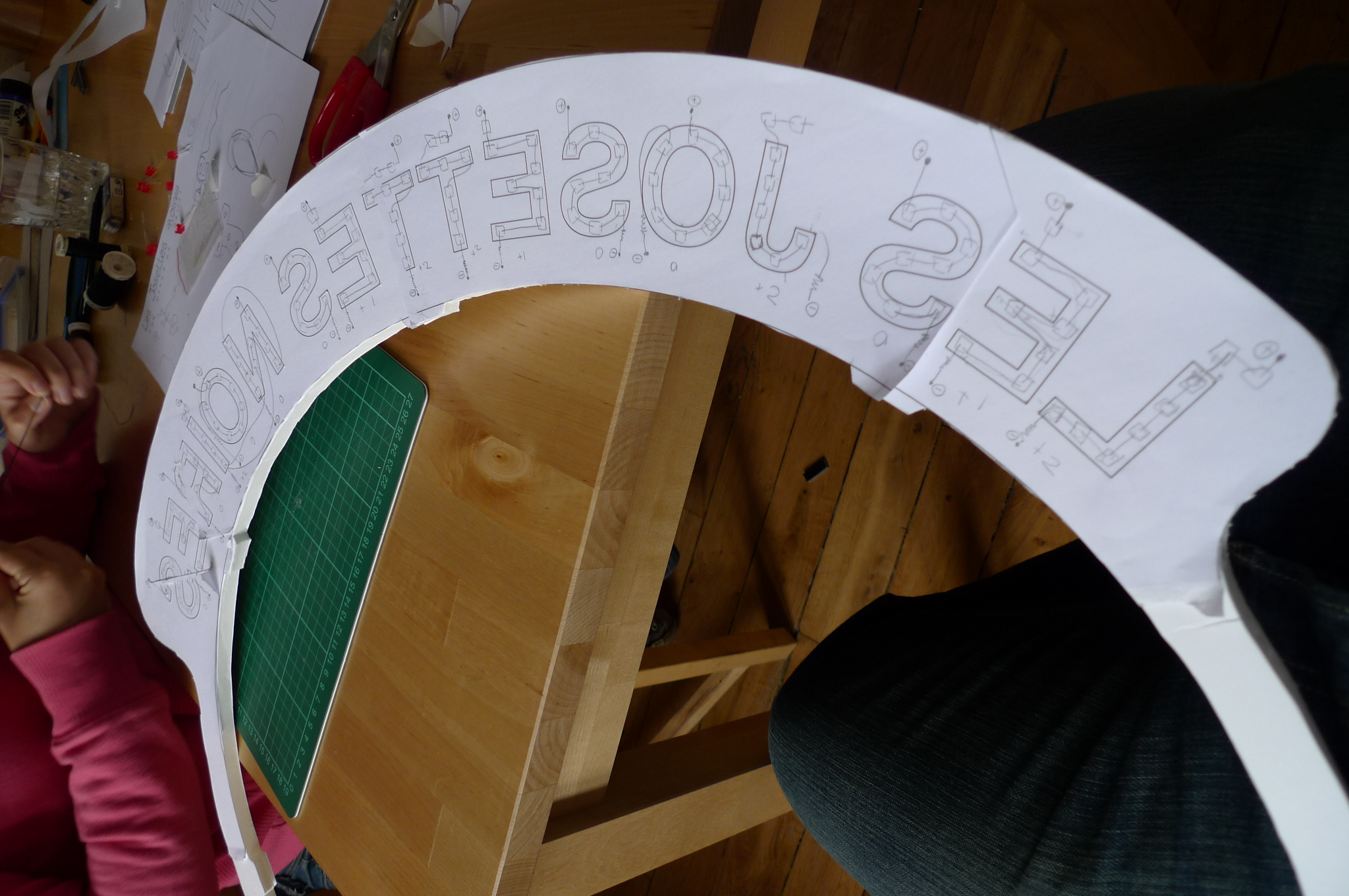 Picture of LED Display for Sousaphone