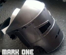 IRON MAN ( MARK 1 FACESHIELD )