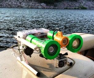 Remote Controlled Submarine / Underwater ROV