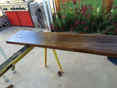 Poly and Stain