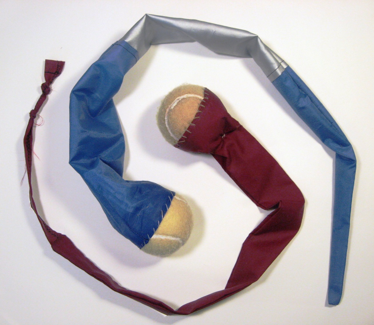 Picture of Homemade Foxtail-type Toy