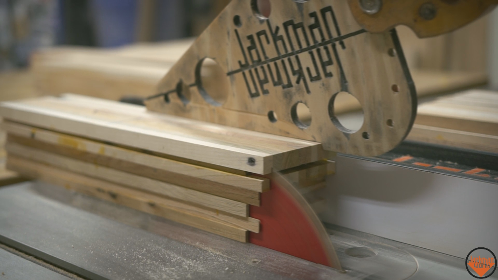 Picture of 3rd Glue-up