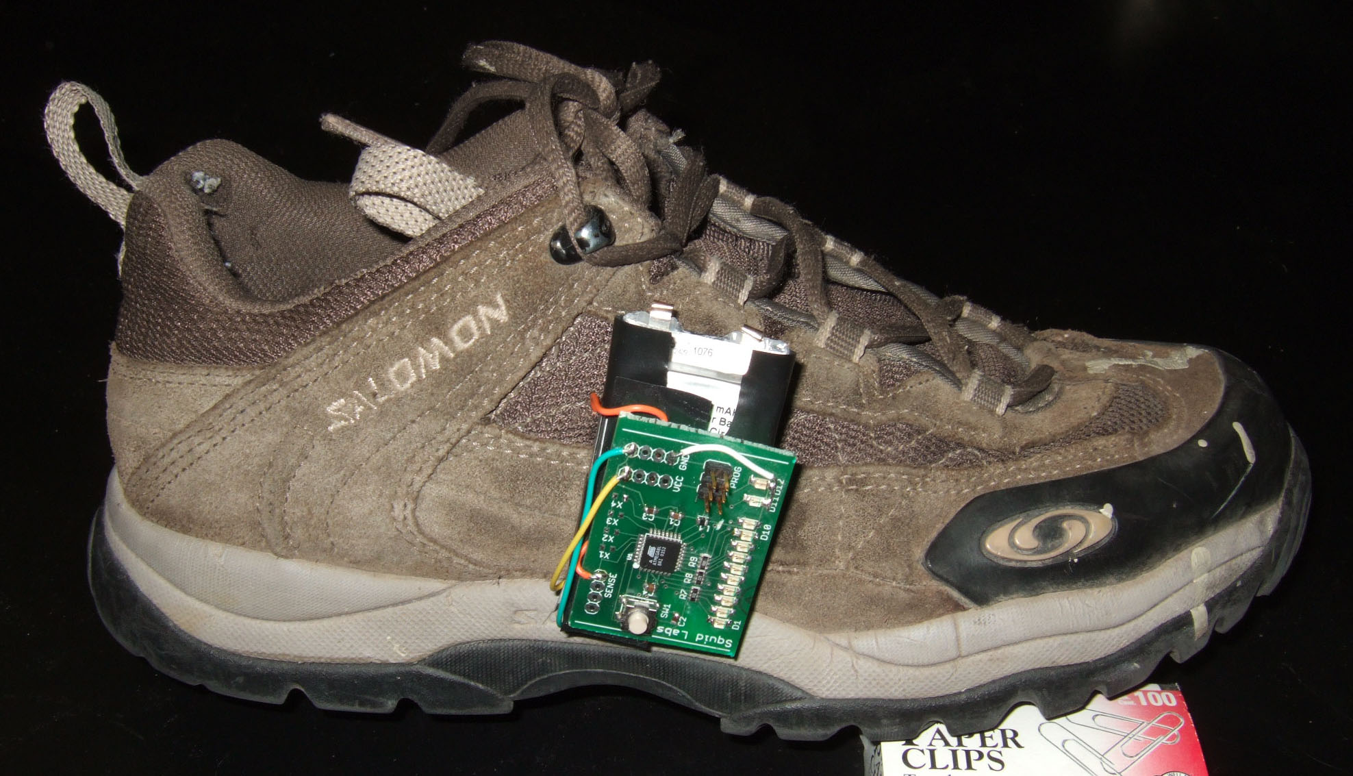 Picture of Attach to Shoe