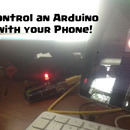 Easiest way to control your Arduino with a Mobile Device!