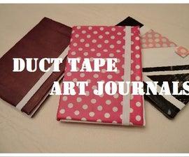 Duct Tape Art Journal