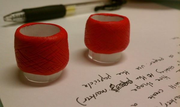 DIY Custom Robot Tires Made From Sugru