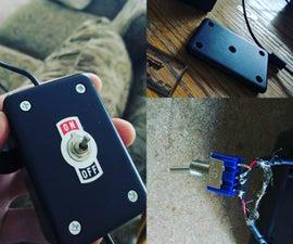 Chromecast On/Off Switch