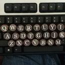 Cheap Steampunk Keyboard