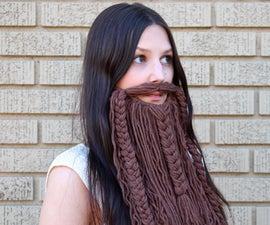 Dwarven yarn beard