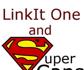 LinkIt One and Super Caps