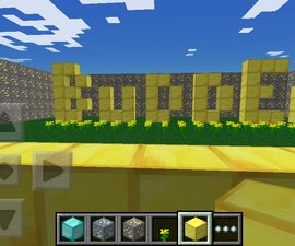 Minecraft Glitch ( Works For Pe, Xbox 360 And Pc)