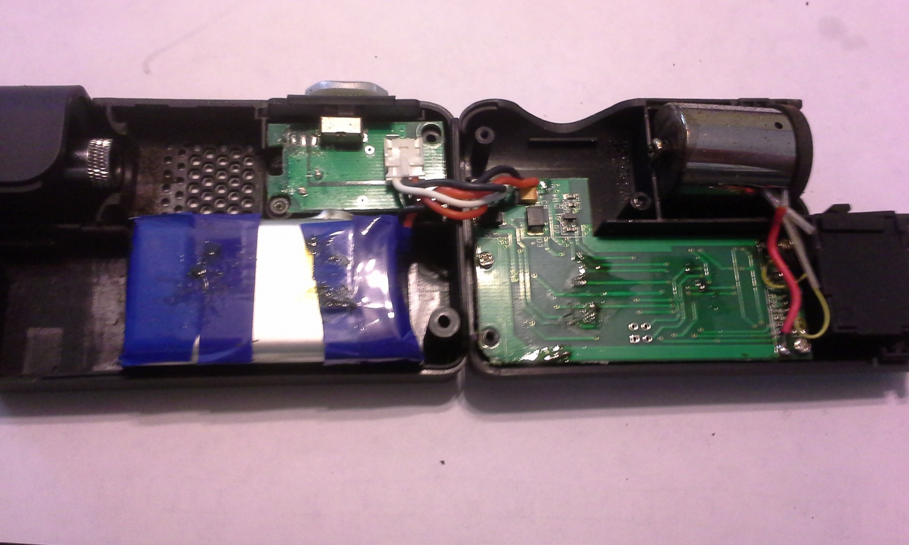 Picture of Battery Removal