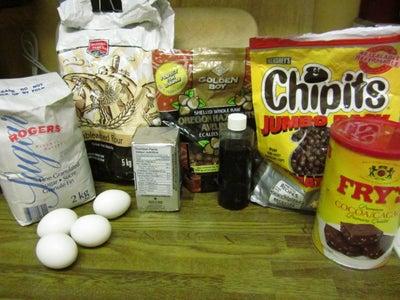 Chocolate Hazelnut Brownie Hearts