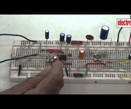 Simple Low Cost Intercom