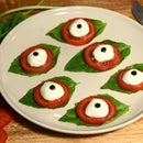 Eyeball Caprese