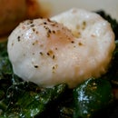 The Incredible Edible Microwave Poached Egg