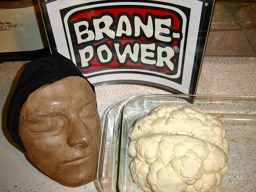 Picture of Cauliflower Brain Links