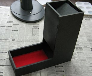 Making a Formboard Dice Tower