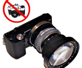 Using Kiev-10/Kiev-15 Lenses on Digital Cameras