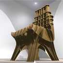 Charley Chair - how to design a laser cut chair