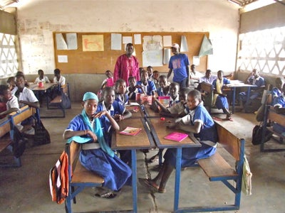 IMPORTANCE OF FORESTRY AND GARDENING FOR AFRICAN SCHOOL CHILDREN