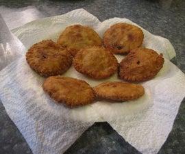 Amazing Homemade Apple Jacks (Fried Apple Pies)