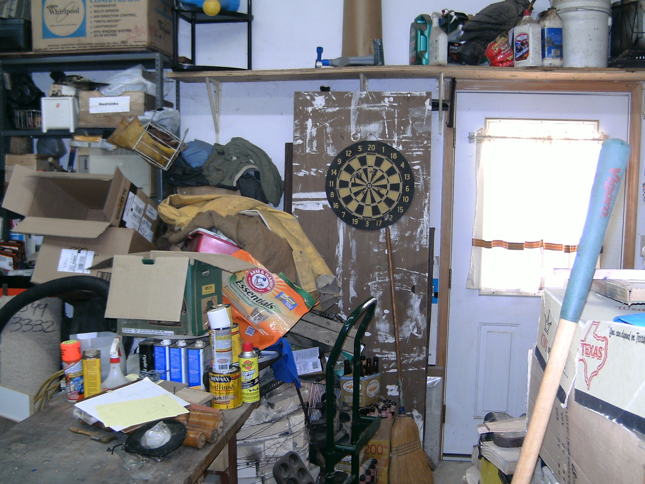 Picture of My Mixed Media Garage