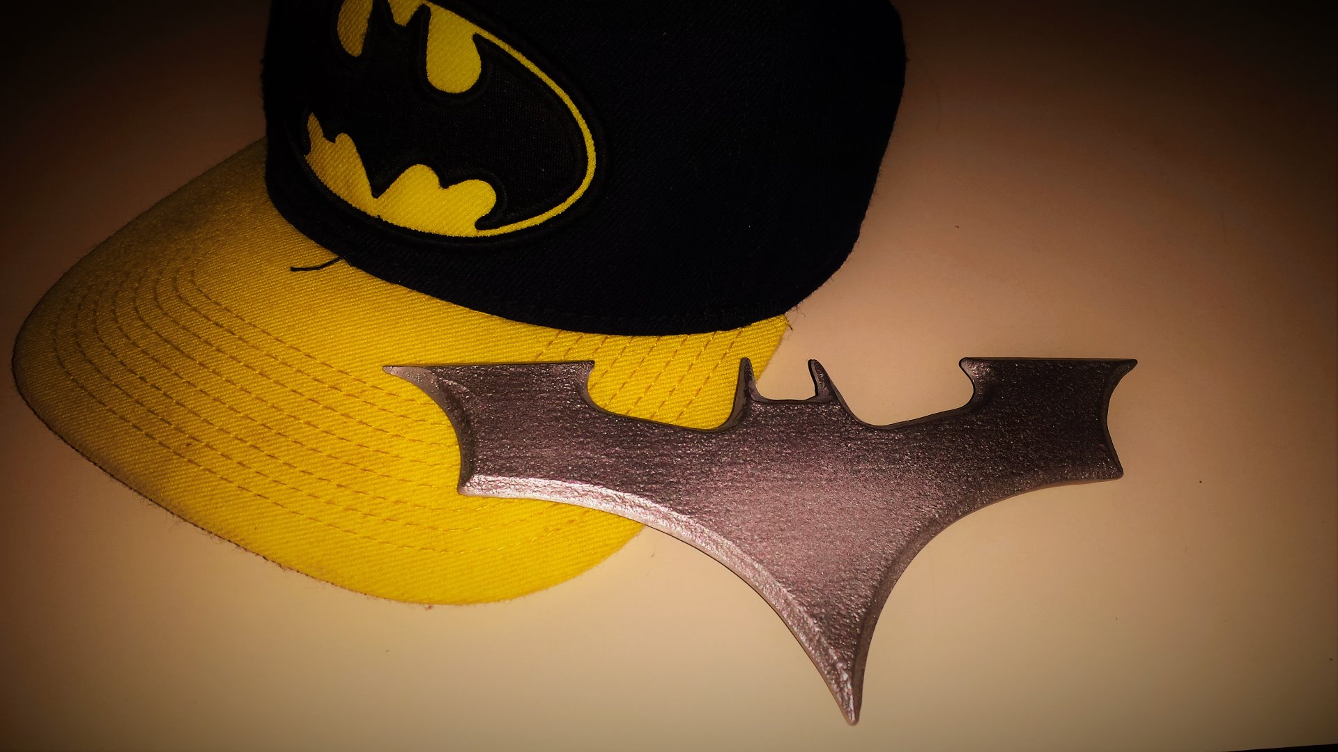 Picture of Printed Cast Batarang