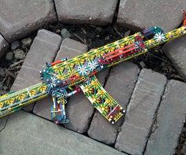 K'NEX AK-12