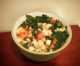 Thai Vegetable Soup