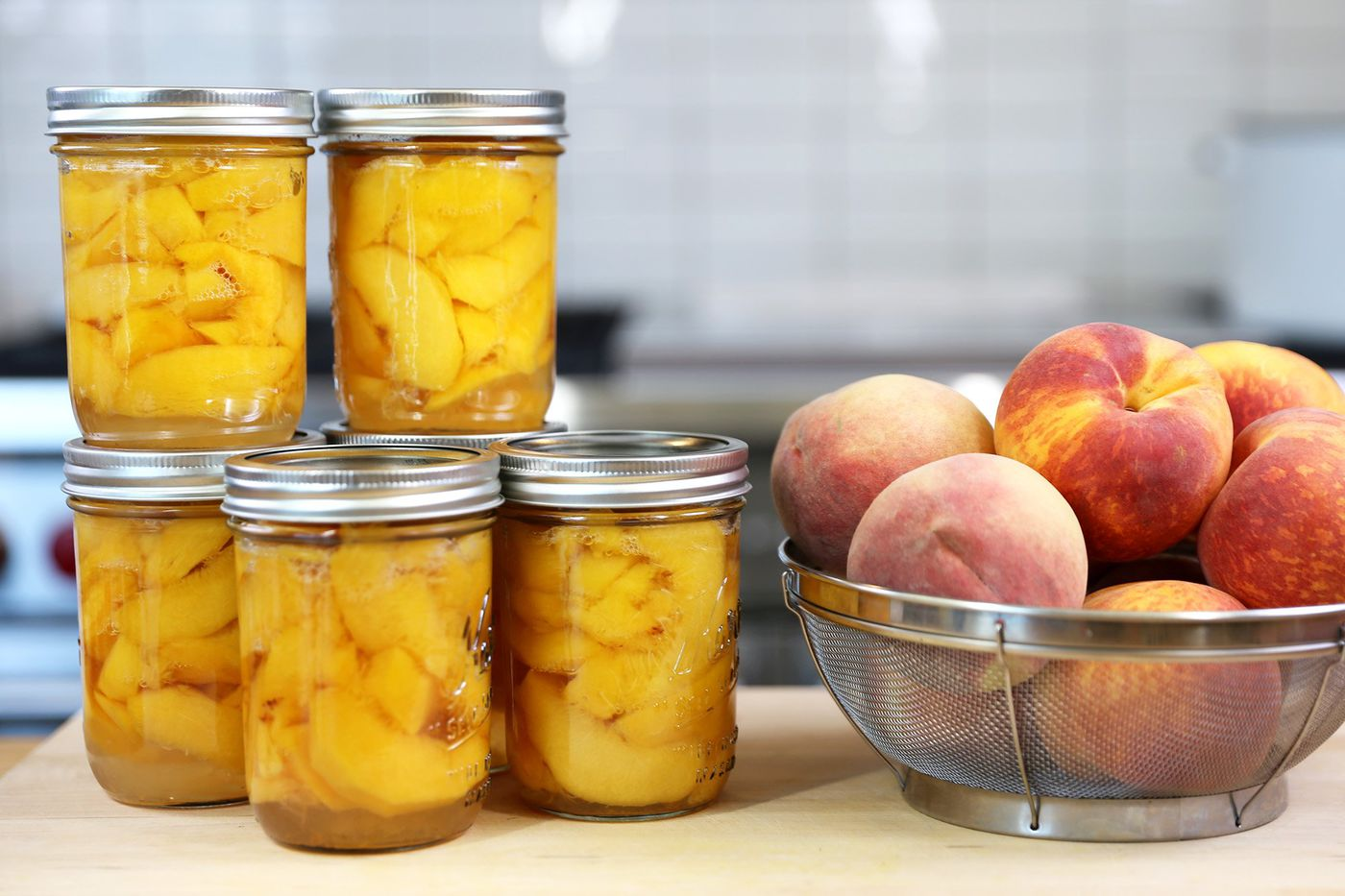 Picture of Canning Fruit