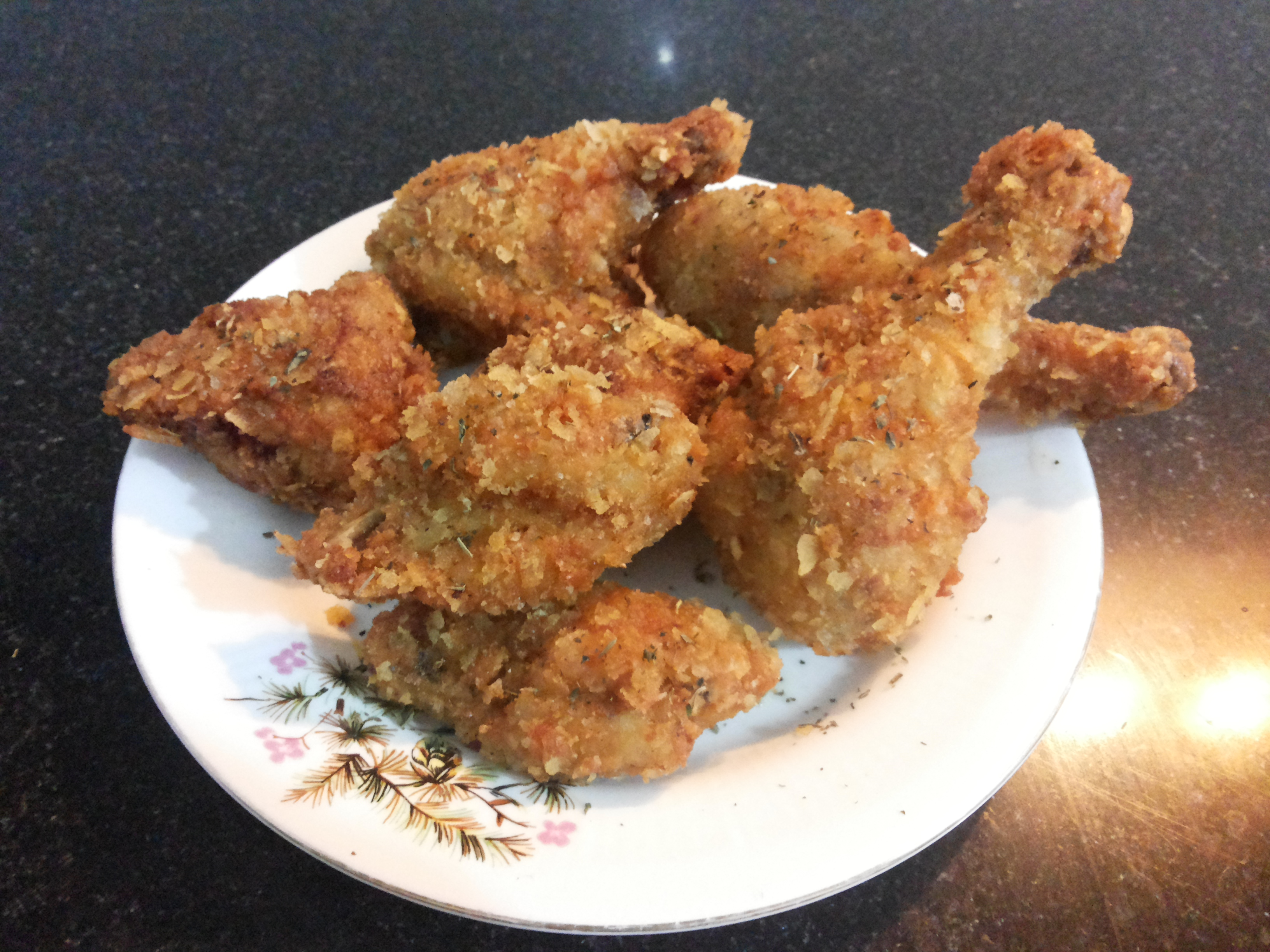 Picture of KFC Hot & Crisp Copycat