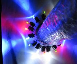LED Fireworks