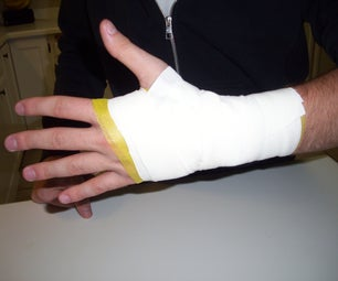 Protective Taping of the Wrist