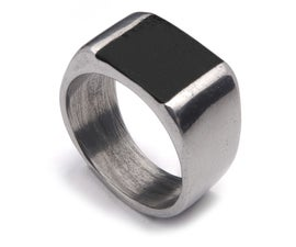 Nut Ring, Manly Design!