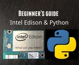 Getting Started with Intel Edison - Python Programming