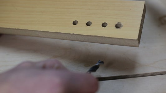 Testing in MDF With Melamine