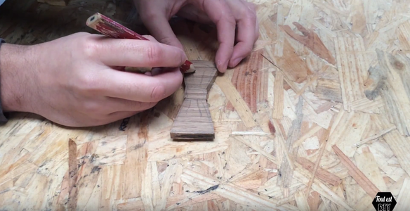 Giving Depth to the Wood