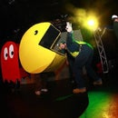 Giant Chomping Pacman Costume