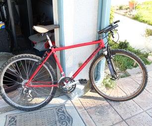 1999 Marzocchi Bomber Mountain Bike Fork Rebuild