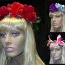 Flower Headpieces
