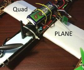 World's Fastest Drone Plane Hybrid!
